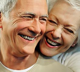 Senior Patients visiting a Banbury Dentist.
