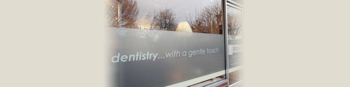 Leading Banbury dentist