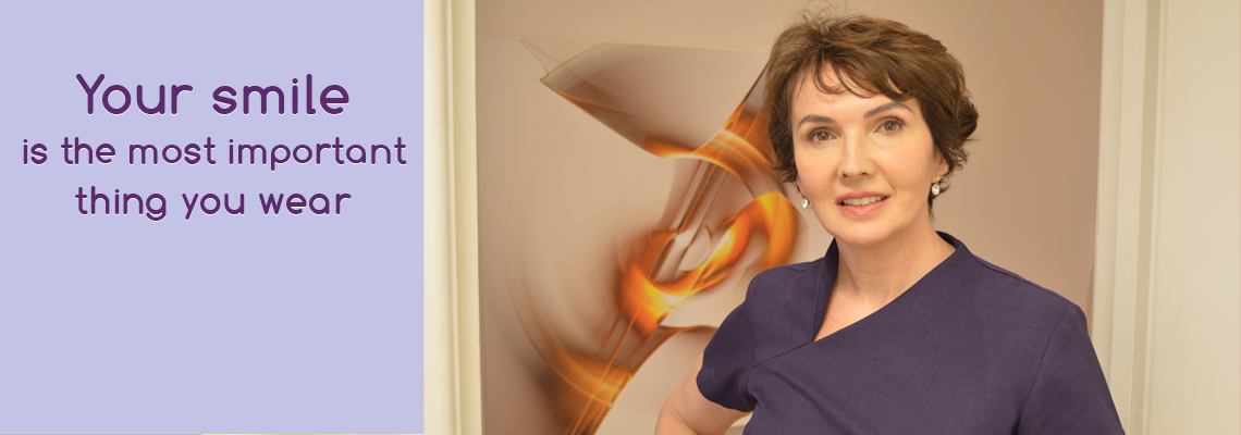 Cosmetic dental care by Banbury based dentist.